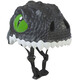 Crazy Safety Drache Helm schwarz